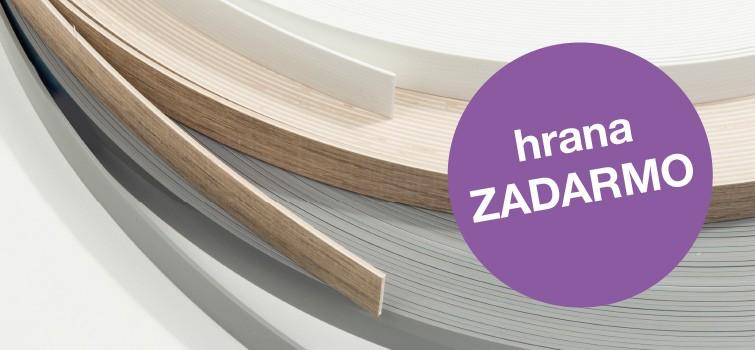 ABS hrany ZADARMO k vybraným DTDL