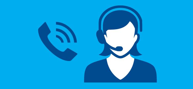 Zmena telefónneho čísla zákazníckeho servisu