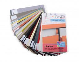 TRACHEA vzorkovník T.Acrylic