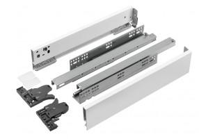 StrongMax 89/500 mm biely so samostatnými úchytmi