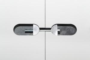 Spojovací kování pro kompaktní desky tl.12 a 16mm