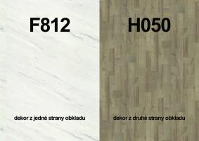 Zástena F812 ST9/ H050 ST9 4100/640/9,2