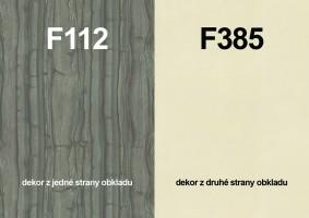 Zástena F112 ST9/ F385 ST10 4100/640/9,2