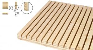 BIO DOSKA 3v SMREK Acoustic Marilyne (8/25) 2500/625/19+21 absorber