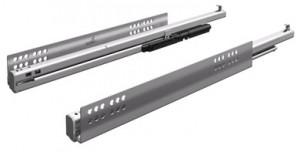 HETTICH 9217486 Quadro V6+ 470mm/50kg EB10,5 SiSy P