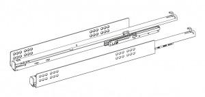 HETTICH 9237610 Quadro V6 520mm/30kg EB10,5 SiSy P
