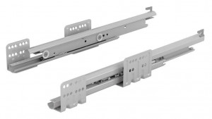 HETTICH 9239302 Actro 60 kg 650 mm tl18 mm SiSy P