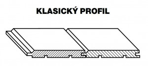 Palubky RT SMREK AB KLASIK 5000/96/12,5