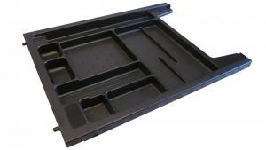 BBP tužkovník hl. 30 mm čierny plast 201