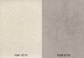 Zástena F041 ST15/ F638 ST16 4100/640/9,2
