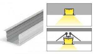 TM-profil LED Vario30-07 (2m) bílý