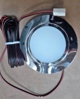 STRONG Akis 6, 1,44W/n12V/studená biela chróm AMP
