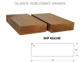 TERASY ThermoWood HRANOL SHP 42/140/4200