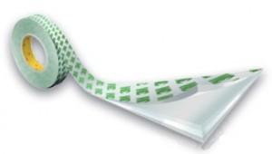 LEP 3M Tuplovacia páska zelená 38mm x50m