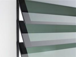 KES Climber biela/černá transparentní, 900/910 mm