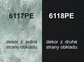 Zástena 6117 PE/ 6118 PE 4100/640/10
