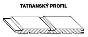 PALUBOVKY RT SMREK AB Tatran 4000/96/12,5
