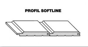 PALUBOVKY sauna OSIKA Softline 2100/96/16