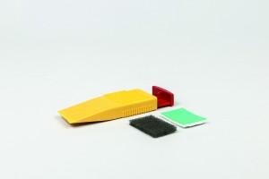 VOSK-Plastová špachtľa na vosky