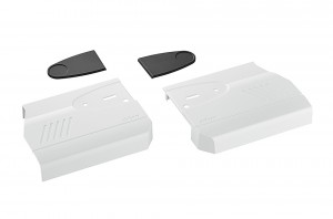 BLUM 20K8000 krytky HK bez S-D biele
