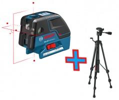 BO 601066B01 Kombinovaný laser GCL 25 Professional + stativ BT 150