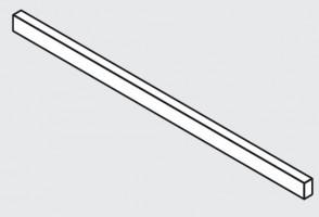BLUM ZRG.1104Q priečny reling ANTARO  čierny