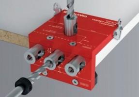 IF-montážní přípravek Target pro desky 16-18mm k zapůjčení