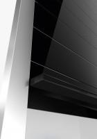 REHAU vetro-line set 2.0 600x1500 mm čierna