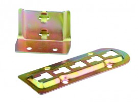 posteľové kovanie na rošty (Varifix)