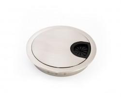 STRONG Priechodka kovová 80 mm brúsená oceľ